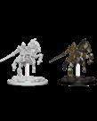 WizKids - WZK Pathfinder Battles: Deep Cuts - Skeleton Knight on Horse