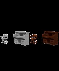 WizKids - WZK WizKids: Deep Cuts - Desk & Chair