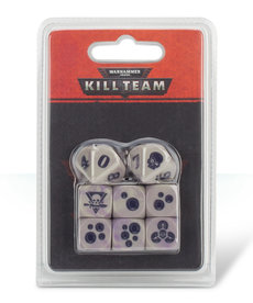Games Workshop - GAW Gellerpox Infected Dice