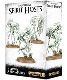 Games Workshop - GAW Warhammer Age of Sigmar - Nighthaunt - Spirit Hosts