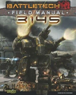 Catalyst Game Labs - CYT Battletech: Field Manual 3145