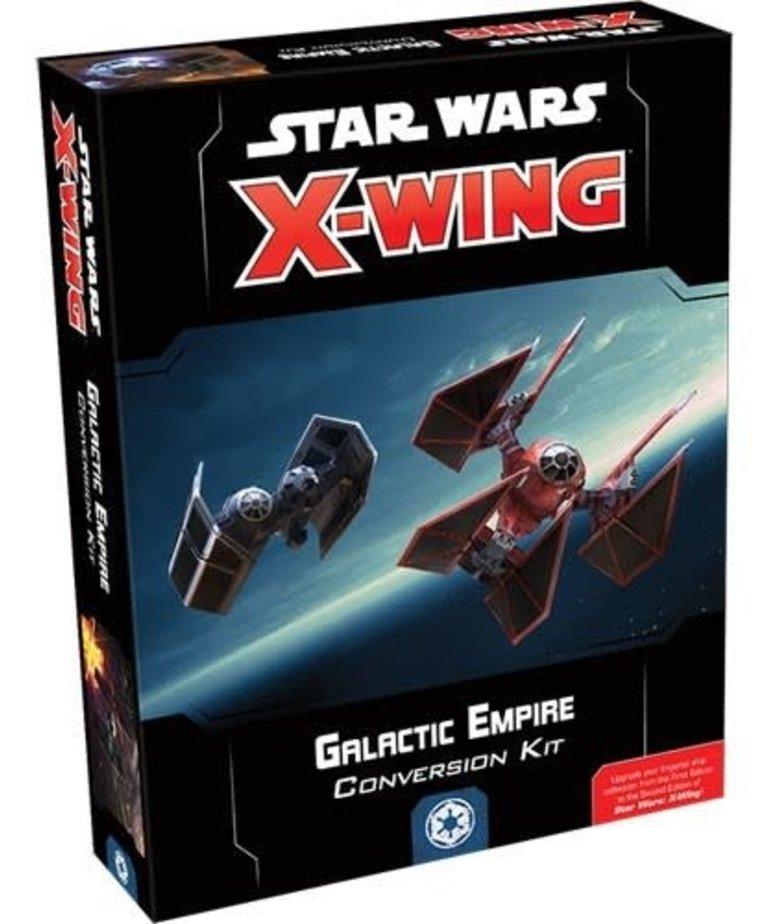 Fantasy Flight Games - FFG Star Wars: X-Wing - Galactic Empire Conversion Kit (Second Edition)