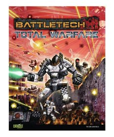 Catalyst Game Labs - CYT Battletech: Total Warfare - The Core Game Rules