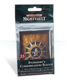 Games Workshop - GAW Warhammer Underworlds: Nightvault - Stormsire's Cursebreakers Sleeves