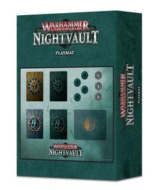 Games Workshop - GAW Warhammer Underworlds: Nightvault - Playmat
