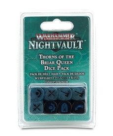 Games Workshop - GAW Warhammer Underworlds: Nightvault - Thorns of the Briar Queen Dice Pack