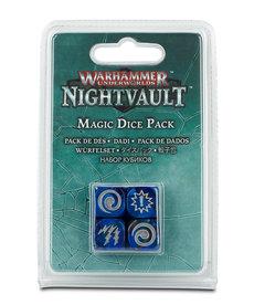 Games Workshop - GAW Warhammer Underworlds: Nightvault - Magic Dice Pack