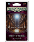 Fantasy Flight Games - FFG Arkham Horror: The Card Game - The City of Archives - Mythos Pack