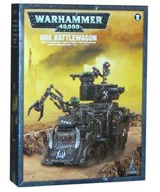 Games Workshop - GAW Warhammer 40k - Ork Battlewagon