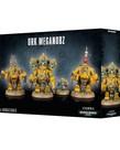 Games Workshop - GAW Warhammer 40K - Ork Meganobz