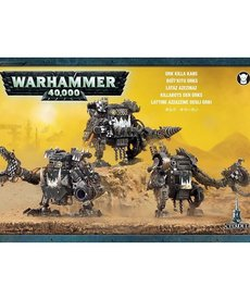 Games Workshop - GAW Warhammer 40K - Ork Killa Kans