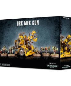 Games Workshop - GAW Warhammer 40K - Ork Mek Gun