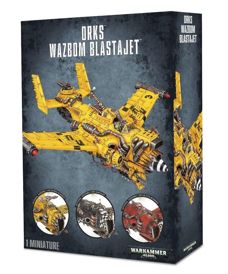Games Workshop - GAW Warhammer 40K - Orks - Wazbom Blastajet