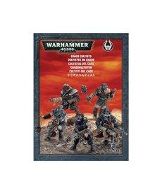 Games Workshop - GAW Warhammer 40K - Chaos - Cultists
