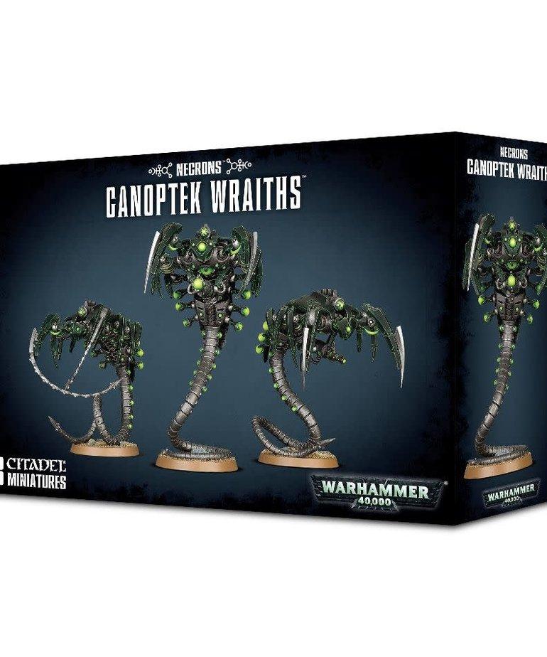 Games Workshop - GAW Warhammer 40K - Necrons - Canoptek Wraiths