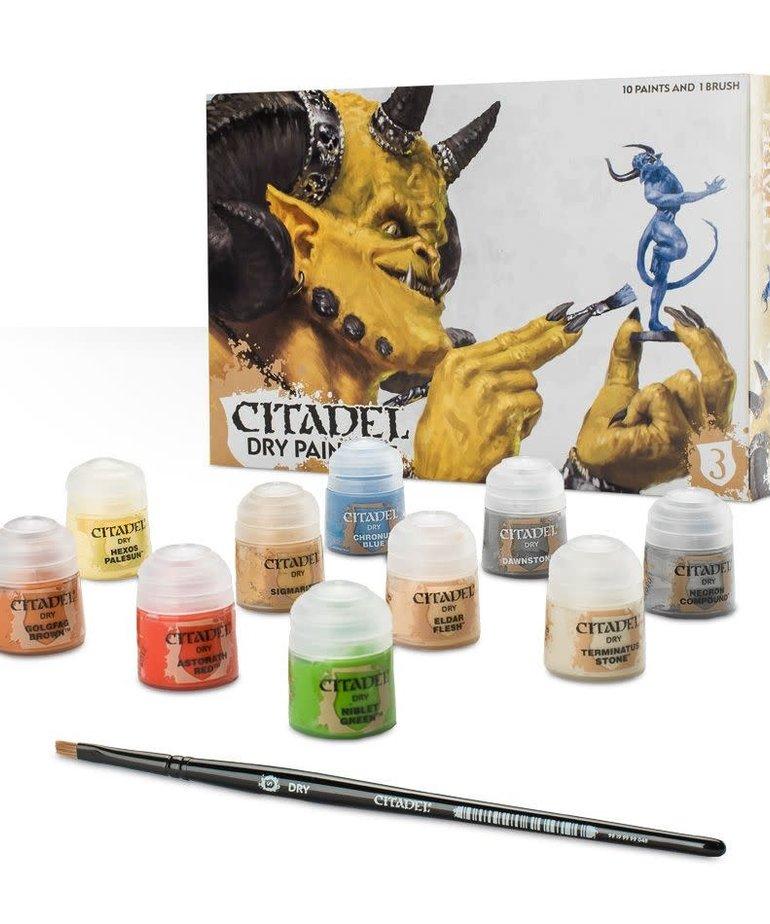 Citadel - GAW Citadel: Dry - Paint Set