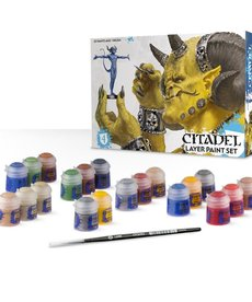Citadel - GAW Citadel: Layer - Paint Set