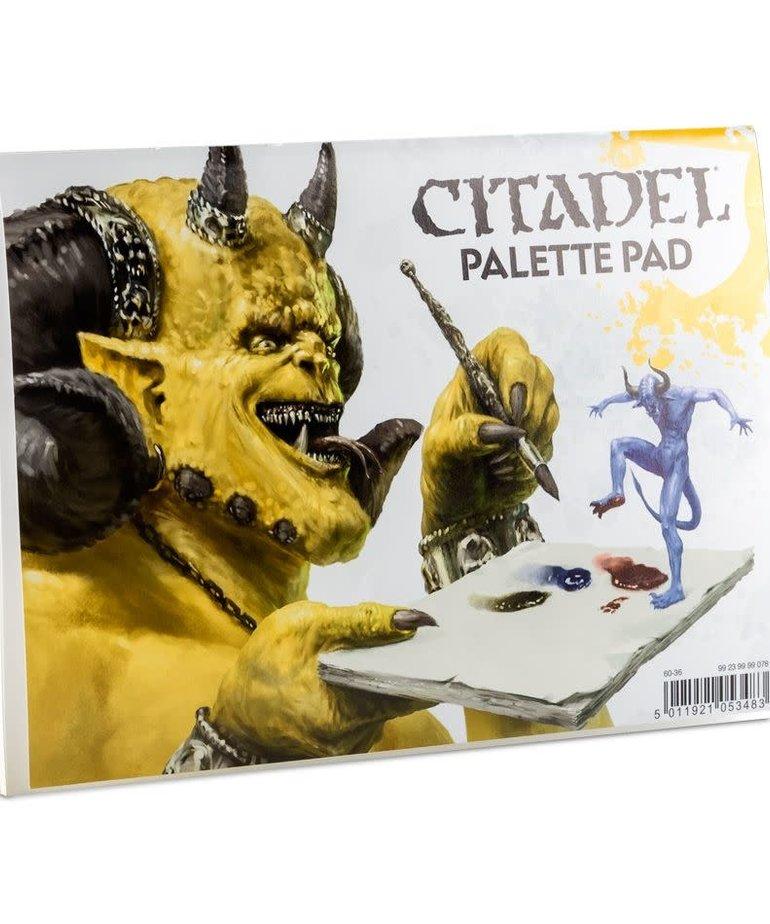 Citadel - GAW Citadel: Palette Pad