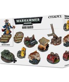Citadel - GAW Hero Bases