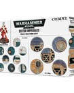 Citadel - GAW Citadel: Warhammer 40K - Sector Imperialis - 25mm & 40mm Round Bases