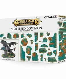 Citadel - GAW Warhammer Age of Sigmar - Shattered Dominion - Large Base Detail Kit