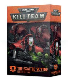 Games Workshop - GAW Warhammer 40K: Kill Team - The Exalted Scythe - Necrons Kill Team