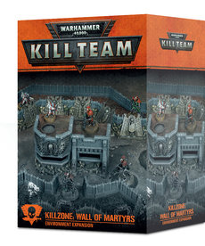 Games Workshop - GAW Warhammer 40K: Kill Team - Killzone: Wall of Martyrs - Environment Expansion