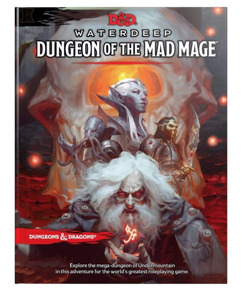 Wizards of the Coast - WOC D&D: Waterdeep - Dungeon of the Mad Mage