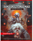 Wizards of the Coast - WOC D&D: Waterdeep - Dungeon of the Mad Mage - Maps and Miscellany