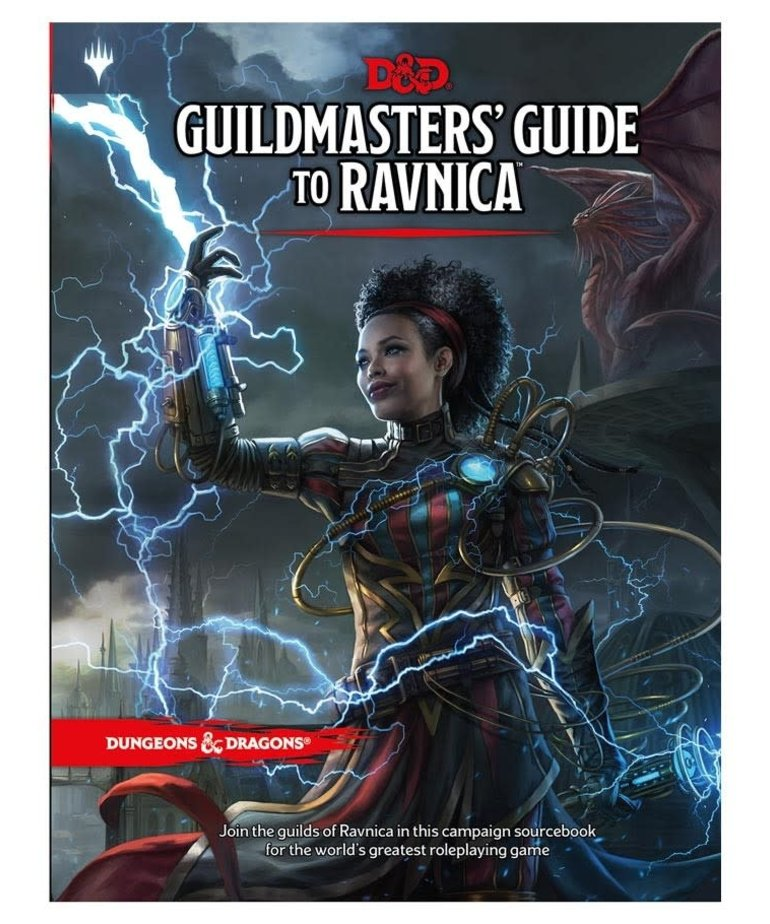 Wizards of the Coast - WOC D&D 5E: Guildmasters' Guide to Ravnica