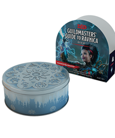 Wizards of the Coast - WOC D&D 5E: Guildmasters' Guide to Ravnica - Dice