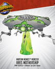 Privateer Press - PIP Monsterpocalypse - Martian Menace - Ares Mothership - Monster