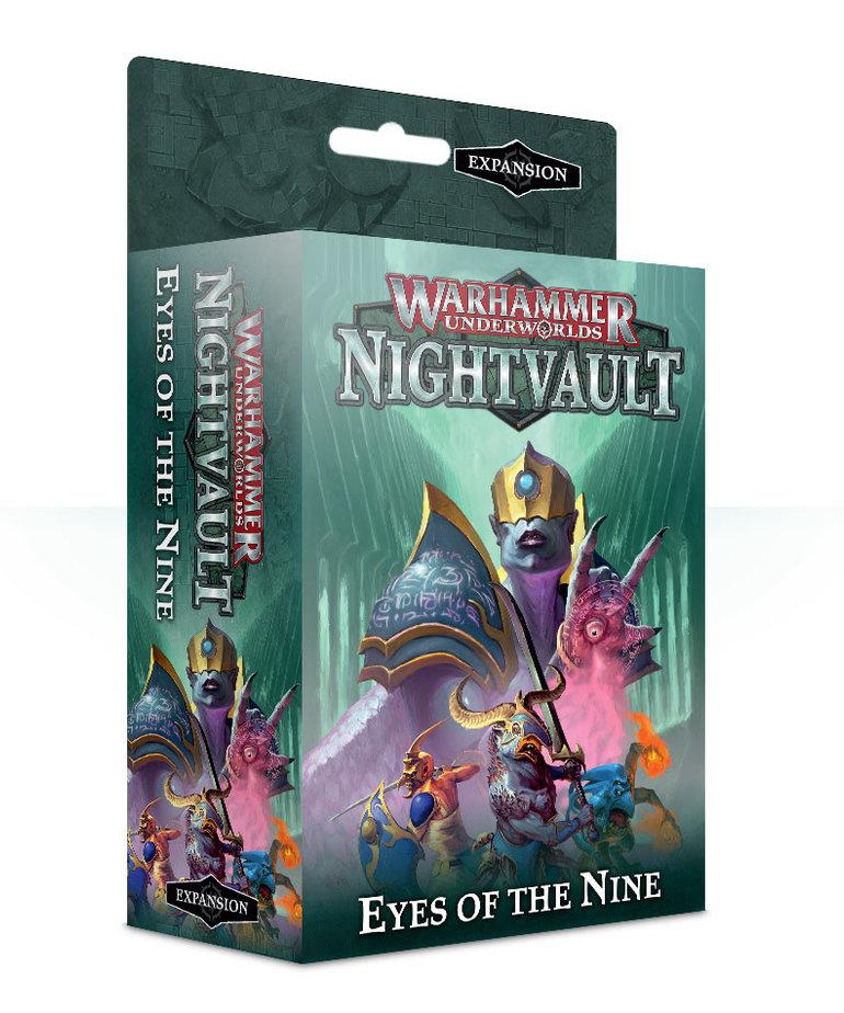 Games Workshop - GAW Warhammer Underworlds: Nightvault - Eyes of the Nine