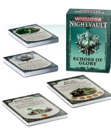 Games Workshop - GAW Warhammer Underworlds: Nightvault - Echoes of Glory Card Pack