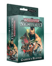 Games Workshop - GAW Warhammer Underworlds: Nightvault - Garrek's Reavers