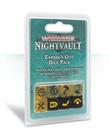 Games Workshop - GAW Warhammer Underworlds: Nightvault - Zarbag's Gitz Dice Pack