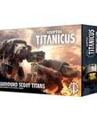 Games Workshop - GAW Adeptus Titanicus - Titans - Warhound Scout Titans