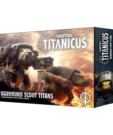 Games Workshop - GAW Warhound Scout Titans