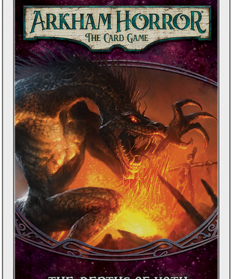 Fantasy Flight Games - FFG Arkham Horror LCG: Depths of Yoth - Mythos Pack