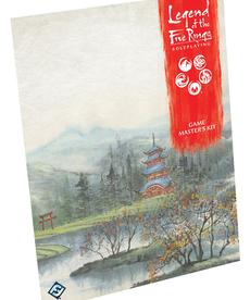 Fantasy Flight Games - FFG Legend of the Five Rings: Roleplaying- Game Master's Kit