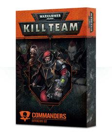 Games Workshop - GAW Commanders