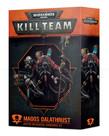 Games Workshop - GAW Warhammer 40k: Kill Team - Magos Dalathrust - Commander Set