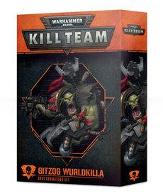 Games Workshop - GAW Warhammer 40k: Kill Team - Gitzog Wurldkilla - Commander Set