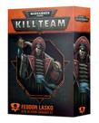 Games Workshop - GAW Warhammer 40k: Kill Team - Feodor Lasko - Commander Set