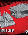 Wyrd Miniatures - WYR Wyrdscapes: Edge of the Quarantine Zone - Abandoned Store