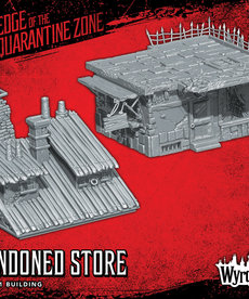Wyrd Miniatures - WYR Wyrdscapes: Edge of the Quarantine Zone - Abandoned Store