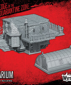 Wyrd Miniatures - WYR Wyrdscapes: Edge of the Quarantine Zone - Solarium