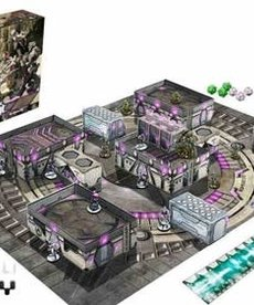Corvus Belli - CVB Infinity - Operation: Coldfront - Battle Pack: Aleph Vs. Ariadna