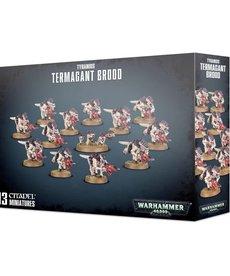 Games Workshop - GAW Warhammer 40K - Tyranids - Termagant Brood