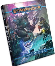 Paizo, Inc. - PZO Starfinder - Alien Archive 2 (HC)